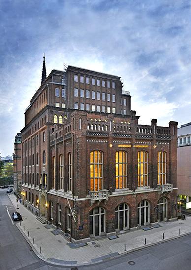 Fotograf aus Hamburg PATRIOTISCHE GESELLSCHAFT HAMBURG